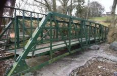 This 100-year-old Dublin bridge is for sale online