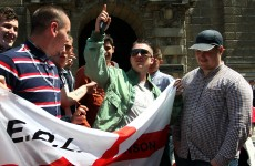 EDL leader arrested after breaking police ban on Woolwich march