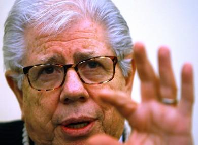 Watergate journalist, Carl Bernstein