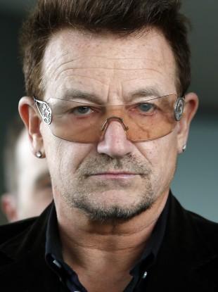 Tough  Bono insists  I  U2 Bono 2013