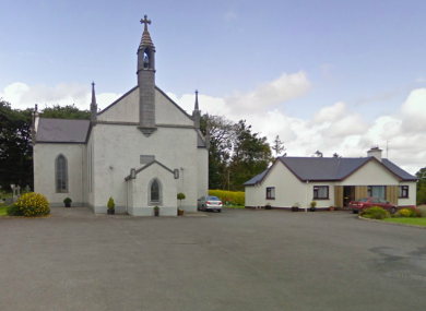 Priceless paintings stolen in broad daylight from galway church church of st peter and paul in kiltullagh where the paintings were stolen solutioingenieria Gallery