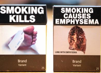 Brands of cigarettes Silk Cut sold in Pennsylvania