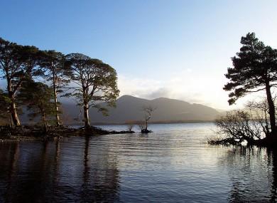 The lakes in Killarney