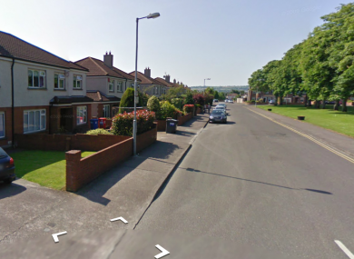 File image of Deerpark, Cork close to where the baby was found dead.
