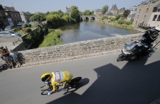 Sprint Finish: Froome powers away from Tour rivals in time trial