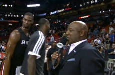 Here are the NBA's best video-bombs of the year