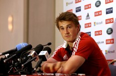 Stoic O'Driscoll earns praise from Welsh centre Jonathan Davies