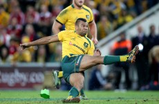 9 moments that defined the Lions' series win against Australia