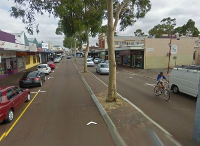 The men were leaving a nightclub on Oxford Street, Leederville when they were attacked.