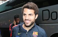 Fabregas wants to stay at Barcelona, insists Tito Vilanova