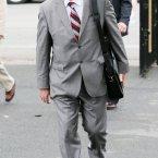 Former Fianna Fail Minister for Sport John O'Donoghue <span class=