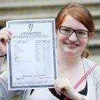 Amy Bennett from Stratford College in Rathgar. Photo: Laura Hutton/Photocall Ireland