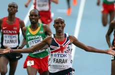 Mo medals, no problem: Farah claim