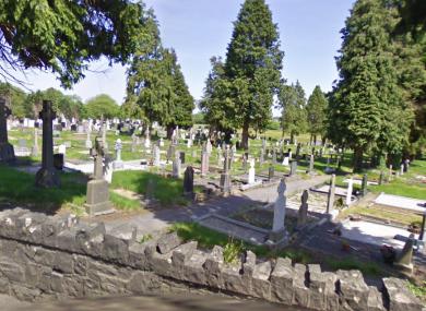 Ballyglass Cemetery in Mullingar