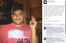 Pub uses Facebook to shame drinker who didn't pay