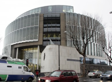 The Criminal Courts of Justice