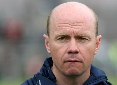 Canavan is unhappy with Brolly for his criticism of Tyrone.