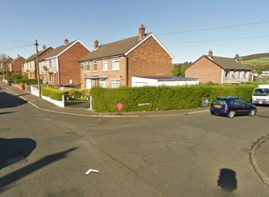 File image of the junction of Elmfield Road and Collinward Avenue where the assault happened.