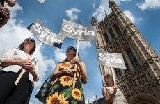 Poll: Should international military forces intervene in Syria?