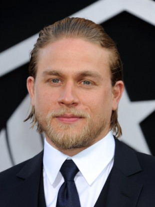 Charlie Hunnam will play Billionare Christian Grey in the movie adaptation of 50 Shades of Grey.