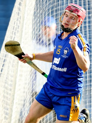 Davy O'Halloran was immense for Clare during another satisfying under 21 campaign.