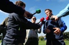 Pro12: Fit again Reddan hoping to set the tone