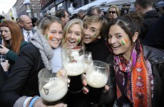 """Arthur's Day """"should be called vomit day"""" – celebration attracts international media attention"""