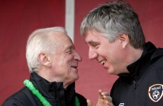 Trap leaves Irish football in a better state than he found it — Delaney