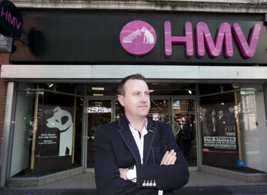 Larry Howard, Hilco Ireland CEO,