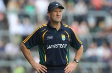 Jack O'Connor back in charge of Kerry… as minor football boss