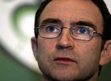 O'Neill feels a strong sense of Irishness.