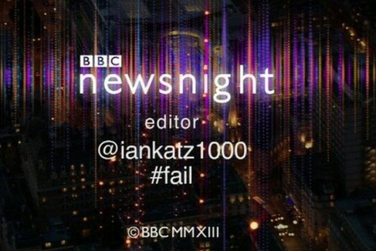 bbc it failure Bbc apologises for failure to challenge lord lawson on today flagship programme presenter did not query former chancellor's climate change statistics neil johnston.