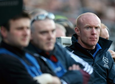 Rohan was in the Westmeath dugout for the league and championship this season.