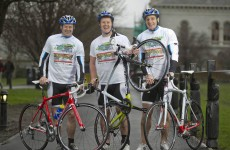 Wallace rugby brothers gear up for 800km charity cycle