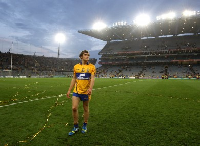 Shane O'Donnell: named Man of the Match for his electric performance in Croke Park yesterday.