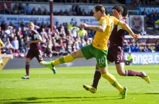 Brilliant Stokes scores one and makes another as Hoops down Hearts