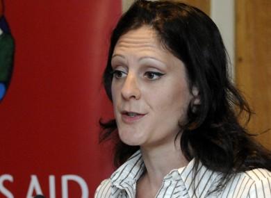 Ruhama CEO Sarah Benson