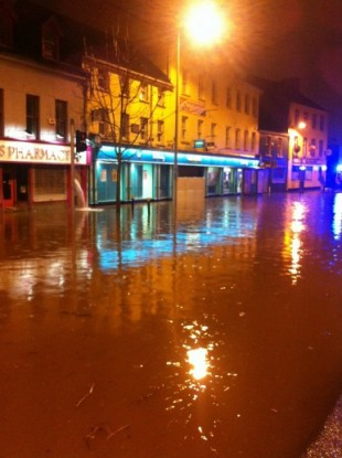 Blackpool in Cork was hit by flooding earlier this year