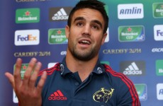 Conor Murray confident that Munster can bounce back against Gloucester