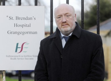 Fine Gael TD Derek Keating (File photo)