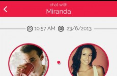 Hook-up app is back – under a new name