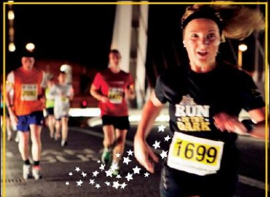 Almost there: There's still time to sign up for the Life Style Sports Run In The Dark.