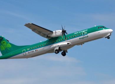 Aer Lingus Regional fleet.