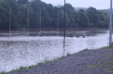 Glanmire GAA clubs' great competition entry after floods destroy pitches