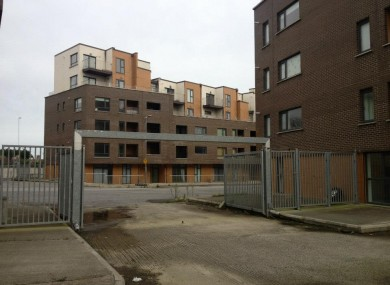 Priory Hall in north Dublin