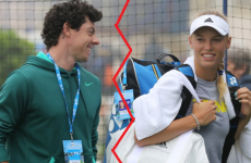 Rory McIlroy dumped Caroline Wozniacki over an unflattering photo… it's The Dredge