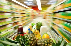 People spent less on groceries in run-up to Budget announcement