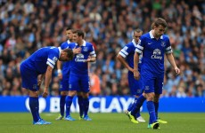 Seamus Coleman concedes soft penalty thanks to this Zabaleta con job