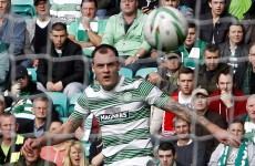Anthony Stokes signs new Celtic deal