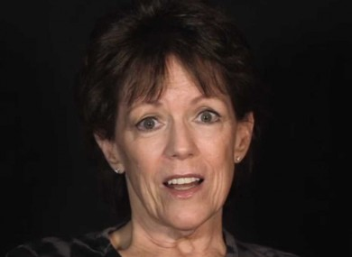 Susan Bennett, the voice actress who reckons she is the voice of Siri. And she may not be wrong.